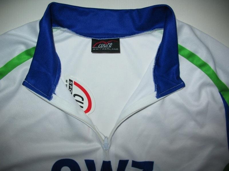 Футболка CUORE ewz jersey (размер L) - 2