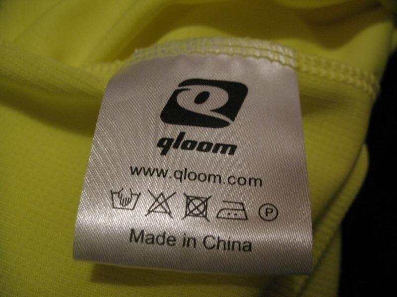 Футболка QLOOM bike jersey  (размер XXL) - 4