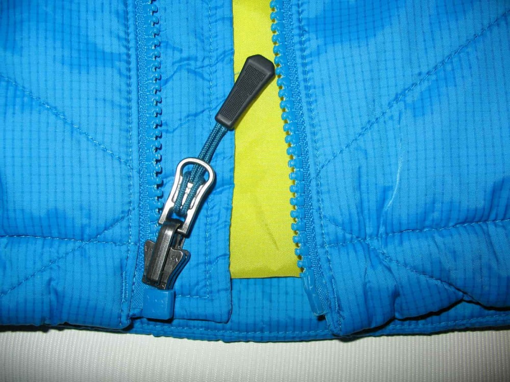 Куртка THE NORTH FACE red blaze jacket lady (размер М) - 9