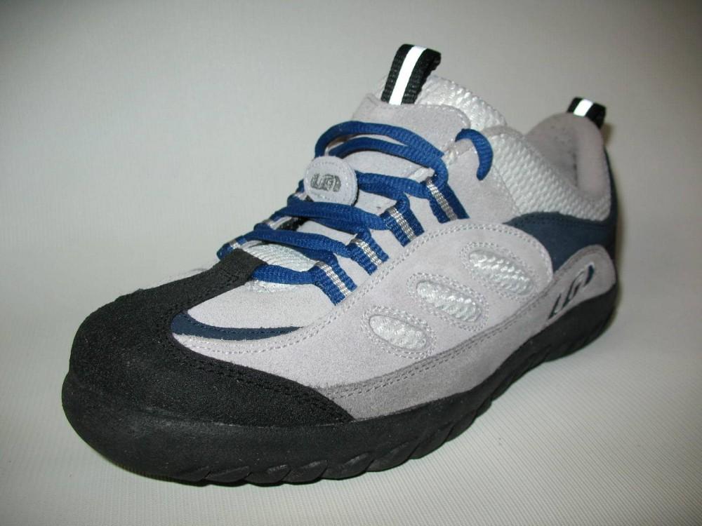 Велотуфли LOUIS GARNEAU mtb shoes (размер UK6/US7/EU39(на стопу до 245 mm)) - 1