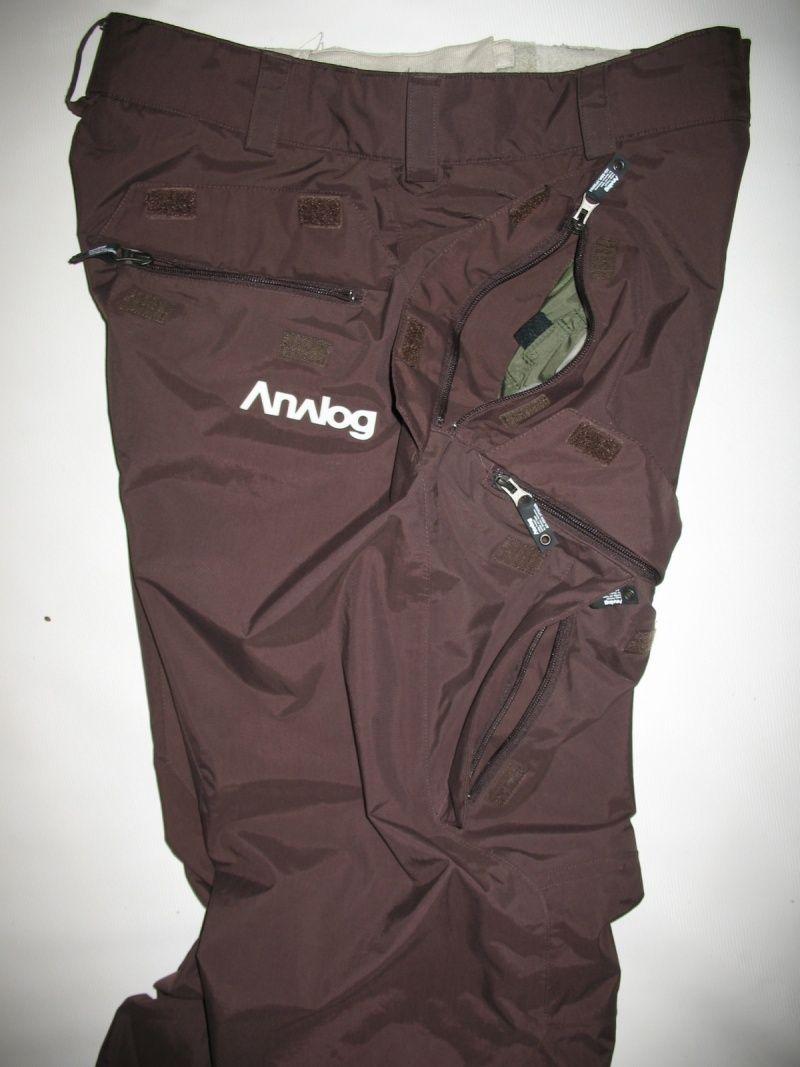 Штаны ANALOG snowboard pants (размер L) - 5