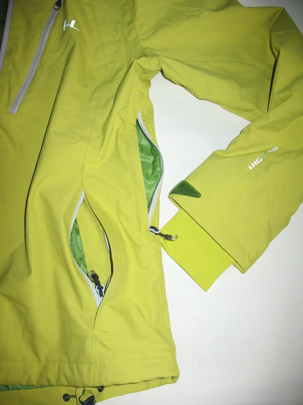 Куртка FERRINO dom jacket lady (размер М) - 9