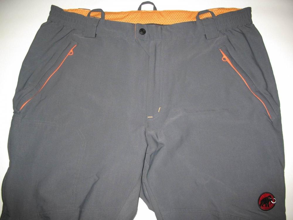 Штаны MAMMUT Courmayeur Pants (размер 58/XXL) - 5
