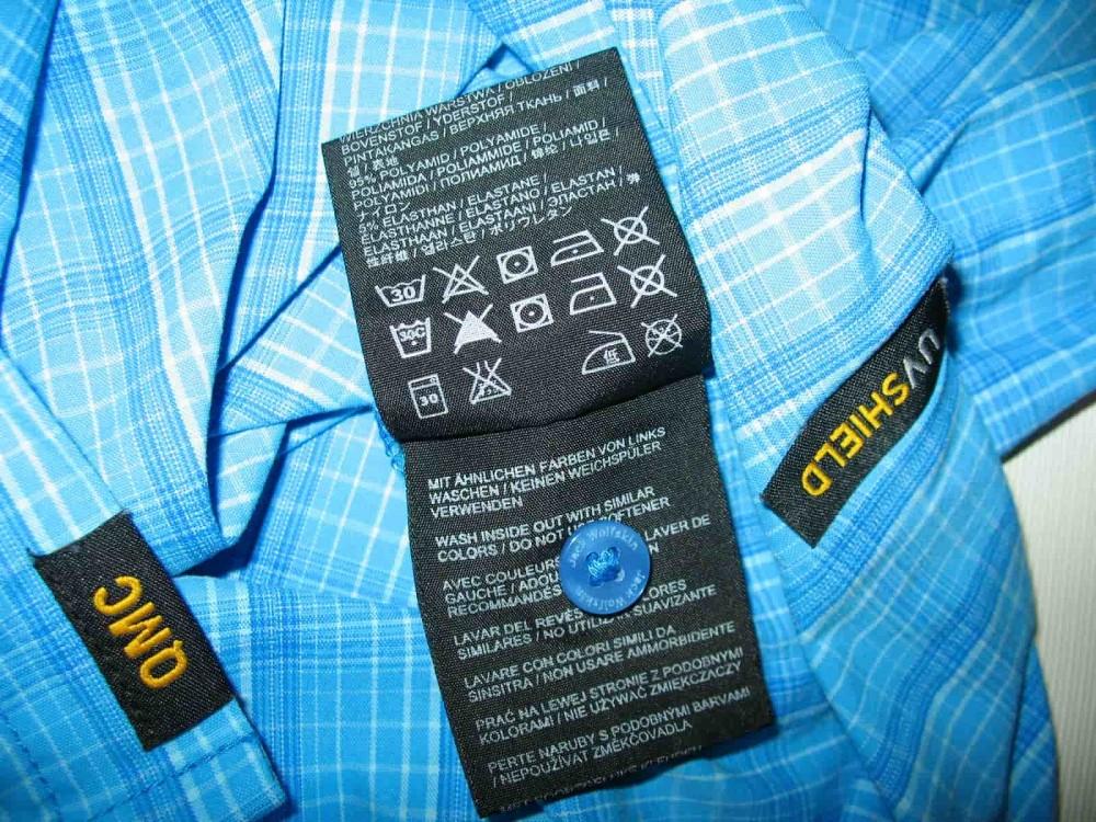 Рубашка JACK WOLFSKIN rays stretch vent shirt (размер XXXL/XXL) - 9