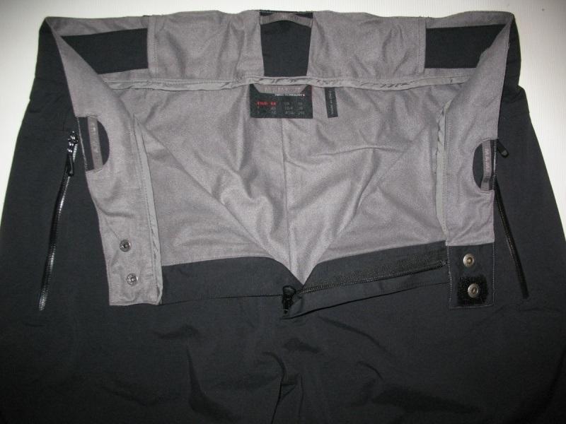 Штаны MAMMUT DRYtech pants (размер 54/XL) - 4
