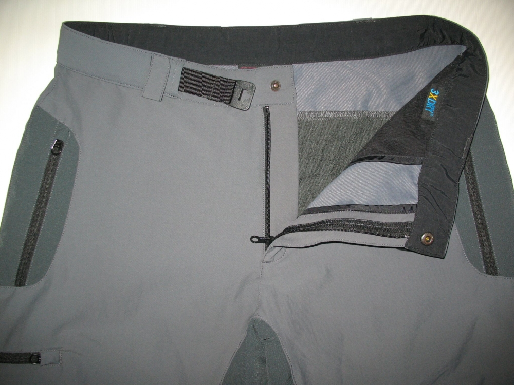 Штаны  MAMMUT Courmayeur Pants (размер 50-L) - 5