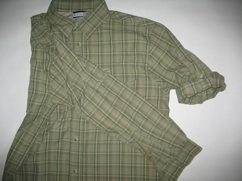 Рубашка COLUMBIA tianium shirt (размер XL) - 7