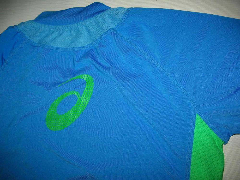 Футболка ASICS running t-shirts lady (размер S) - 8