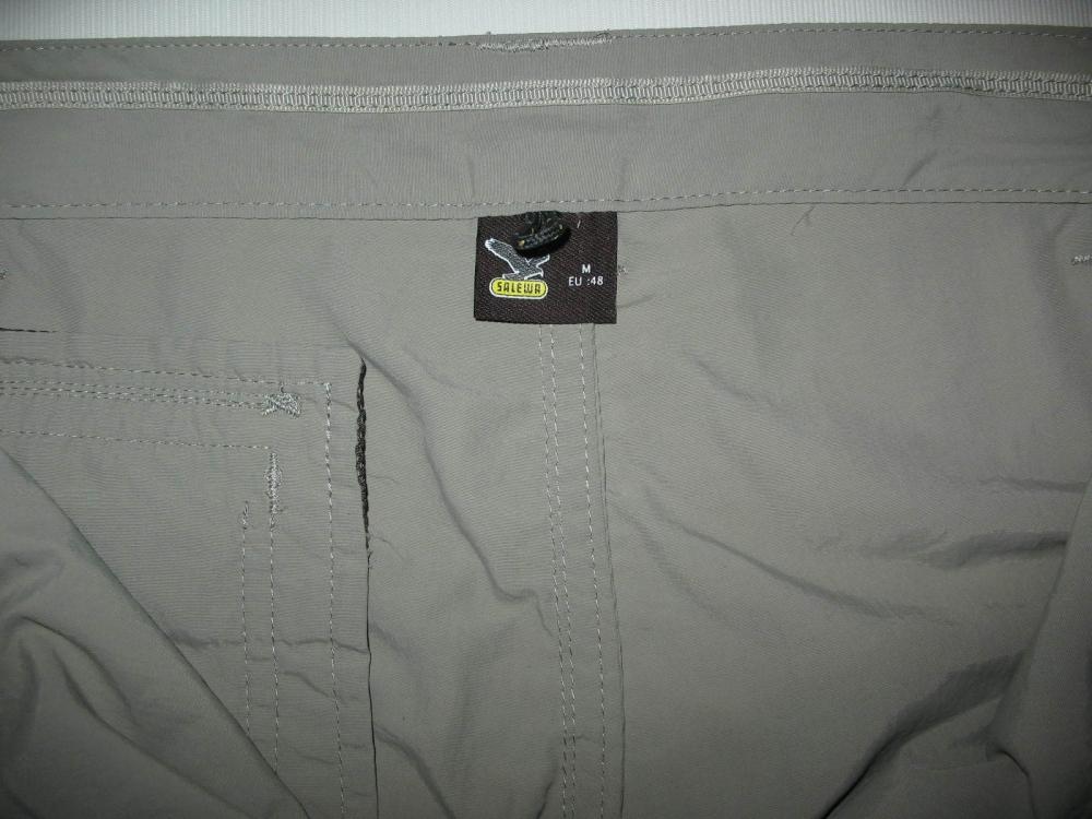 Штаны SALEWA newport dry 2in1 pants (размер 48/M) - 7