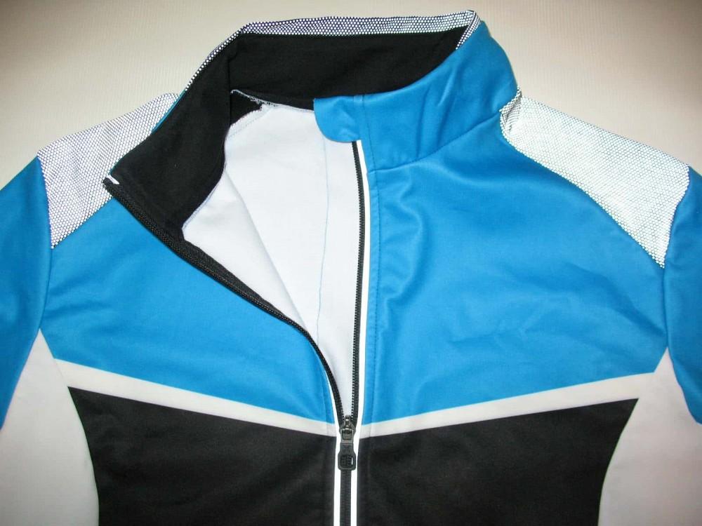Велокуртка B'TWIN windblock 500 bike jacket (размер 52-54/L-XL) - 3