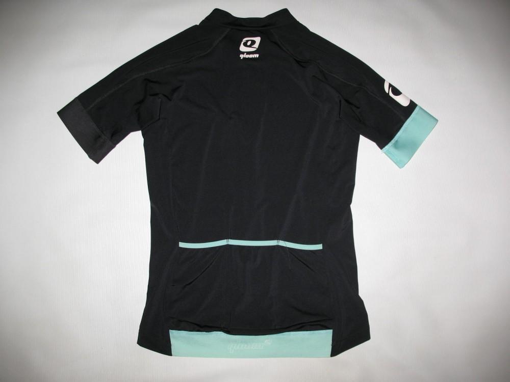 Веломайка QLOOM bondi cycling jersey lady (размер M/S) - 3