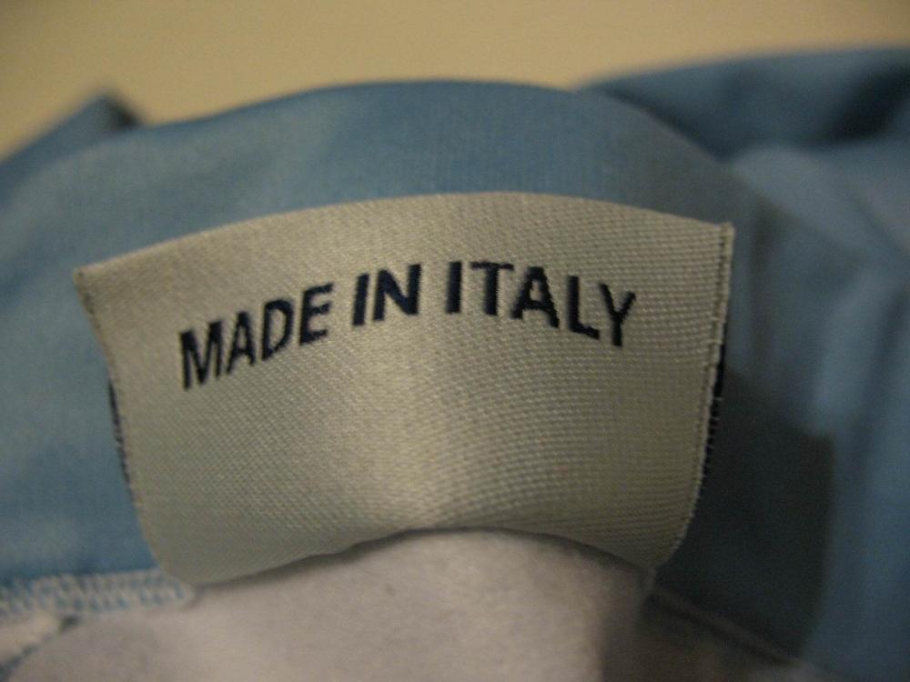 Кофта SANTINI bianchi jersey (размер 48/S) - 4