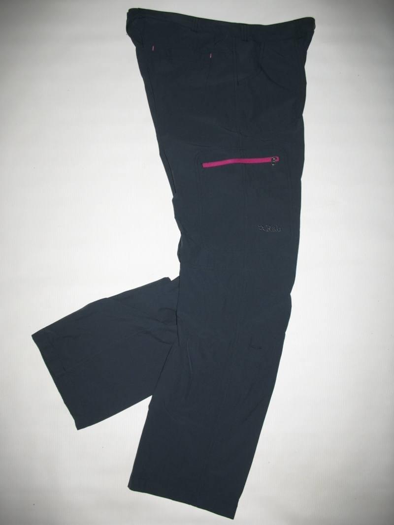 Штаны RAB Helix Cargo Pants lady (размер 38-S) - 9