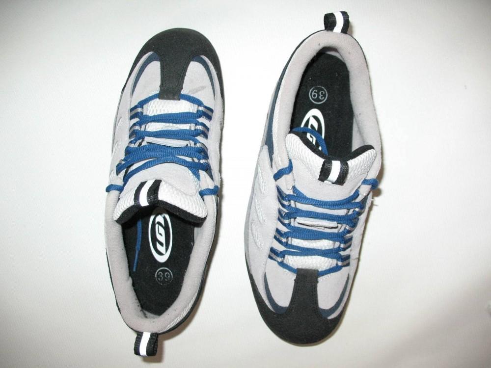 Велотуфли LOUIS GARNEAU mtb shoes (размер UK6/US7/EU39(на стопу до 245 mm)) - 6
