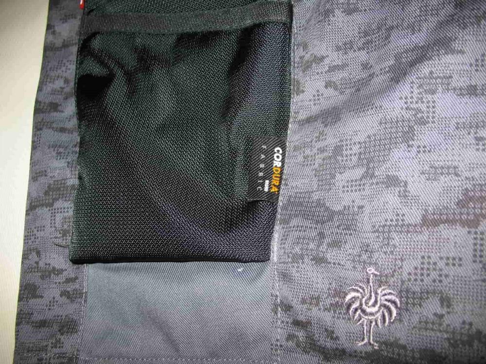 Шорты ENGELBERT STRAUSS e.s. pixel shorts (размер 58/XXL) - 10