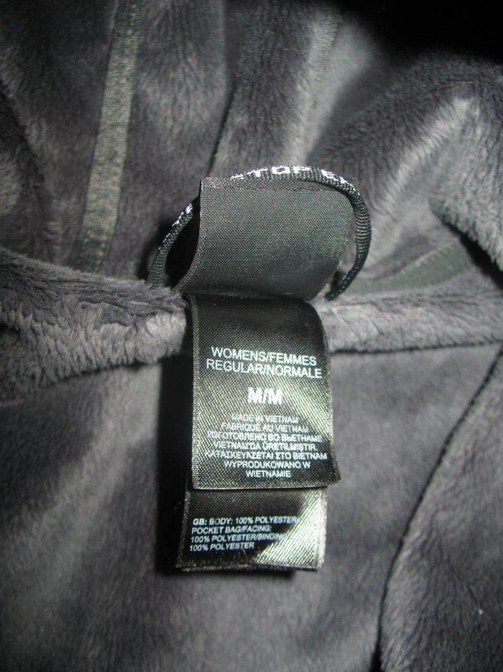 Куртка THE NORTH FACE softshell jacket lady (размер M) - 9