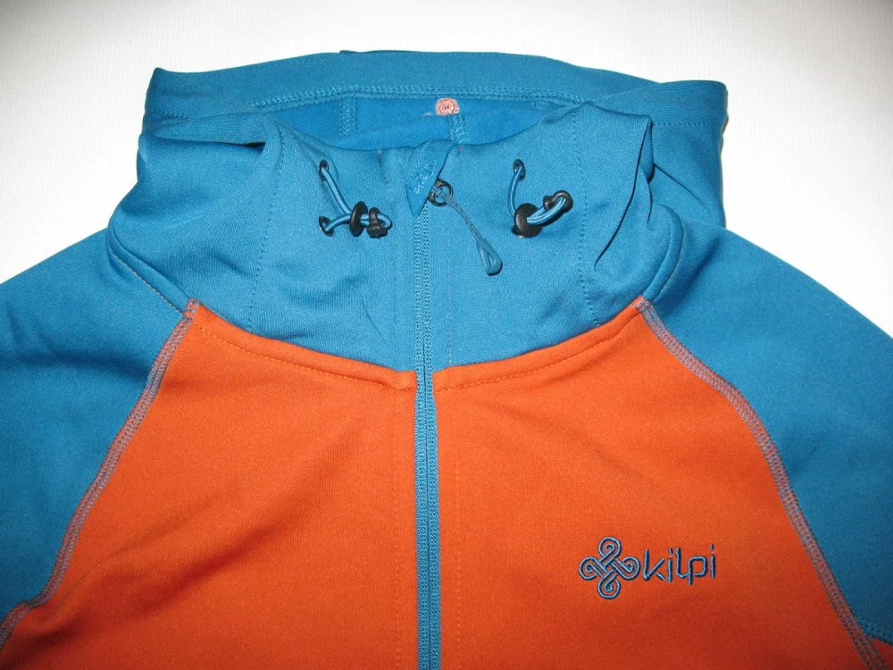 Кофта KILPI yoho-m fleece hoodies jacket (размер S) - 5