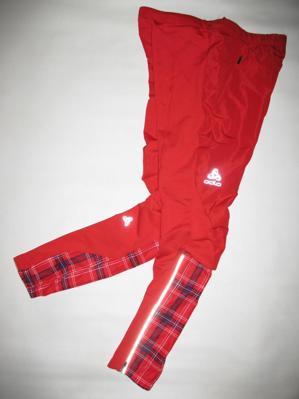 Штаны ODLO logic windproof pants (размер L) - 5