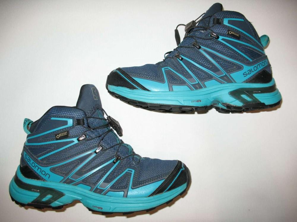 Ботинки SALOMON X chase GTX mid (размер UK5/US6,5/EU38,5(на стопу  235 mm)) - 7