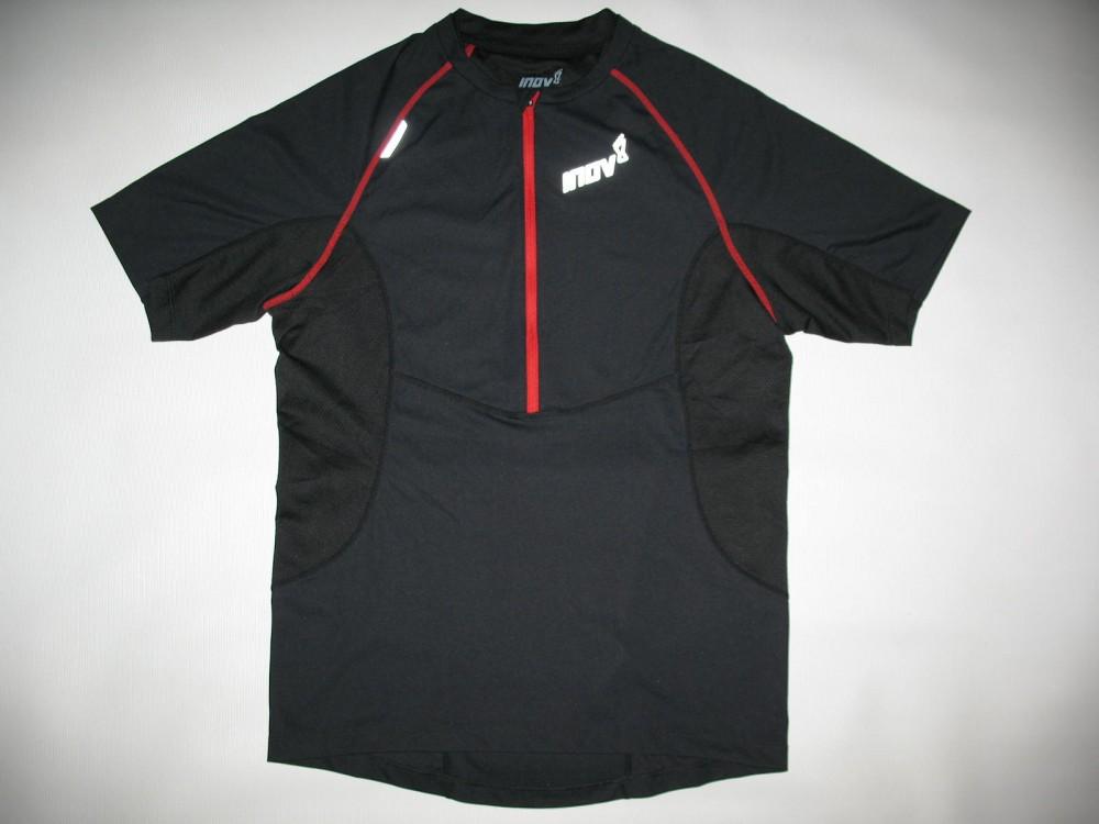 Футболка INOV-8 baseelite 160ssz jersey (размер S) - 1