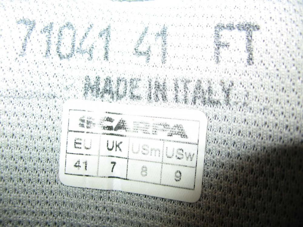Ботинки SCARPA triolet pro GTX boots (размер UK7/US8/EU41(на стопу 255 mm)) - 11