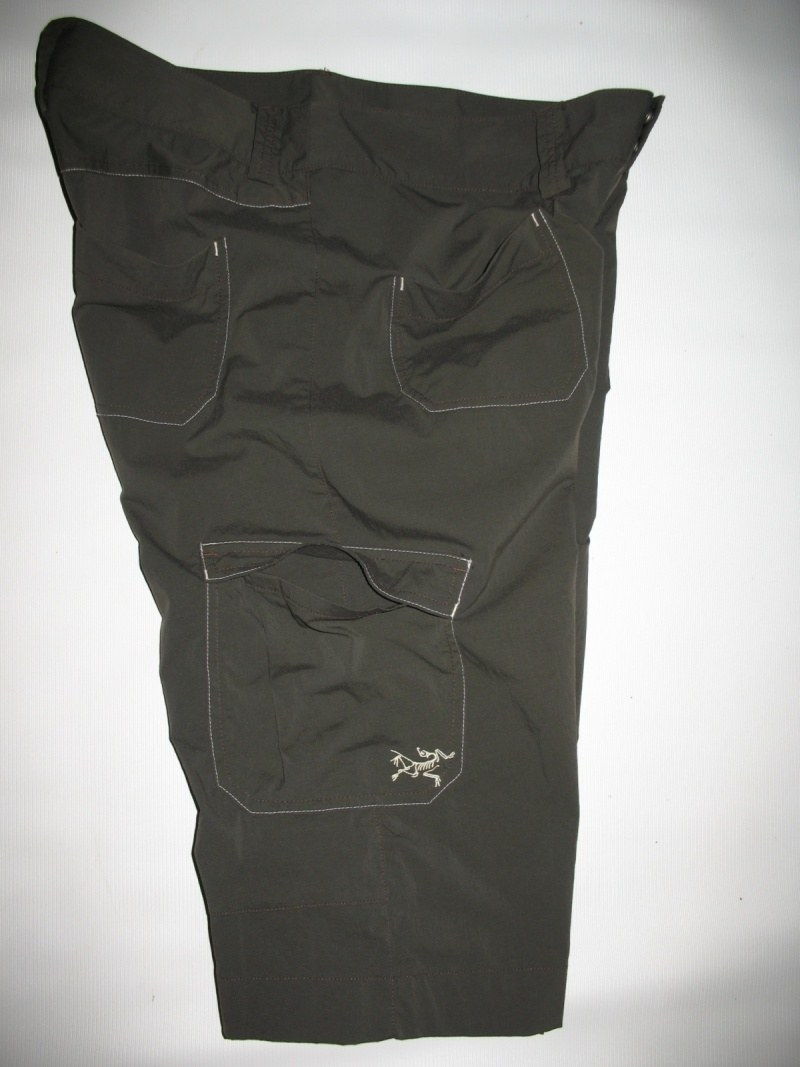Шорты ARC'TERYX parapet long short lady (размер 10/M) - 5
