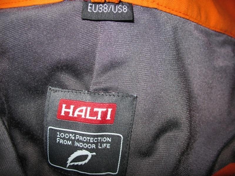 Штаны HALTI  DrymaxX pants lady (размер 38/M) - 13