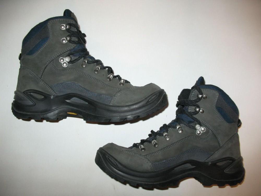Ботинки LOWA renegade GTX shoes lady (размер UK6.5/US8.5/EU40(на стопу до 257 mm)) - 4