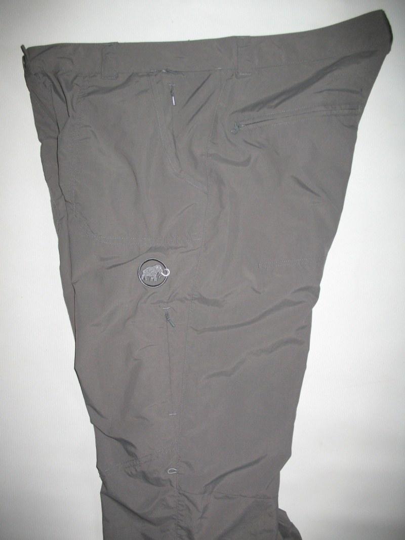 Штаны MAMMUT hose lang hiking pants lady (размер L/XL) - 7