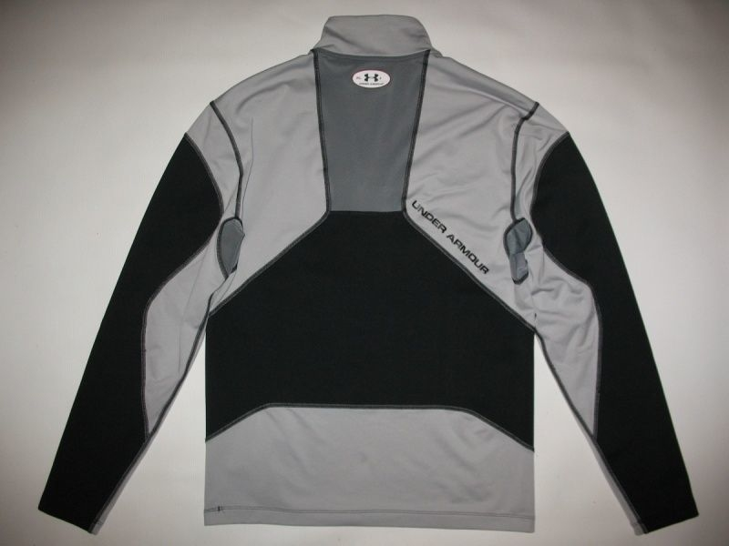 UNDER ARMOUR CG Fitted Hybrid Wind-block 1/4 Zip  (размер XL) - 3