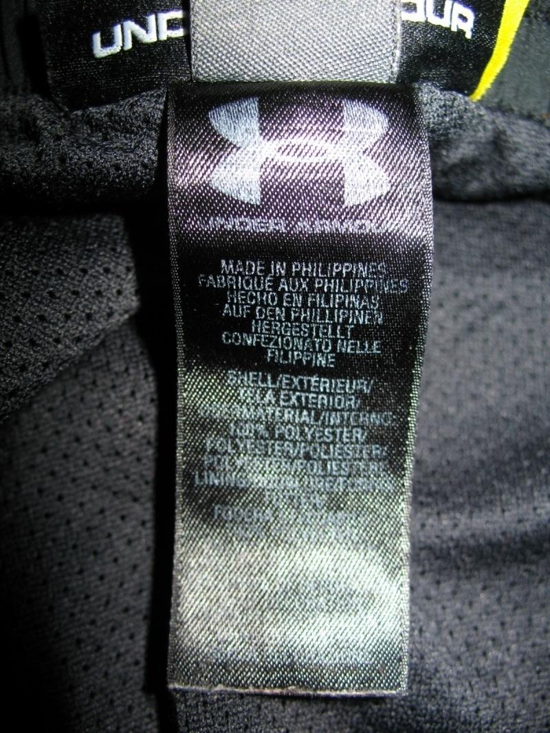 Штаны  UNDER ARMOUR running pants (размер SM(реально S/XS)) - 11