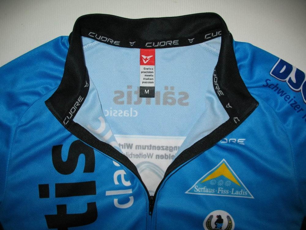 Веломайка CUORE santis cycling jersey (размер M) - 2