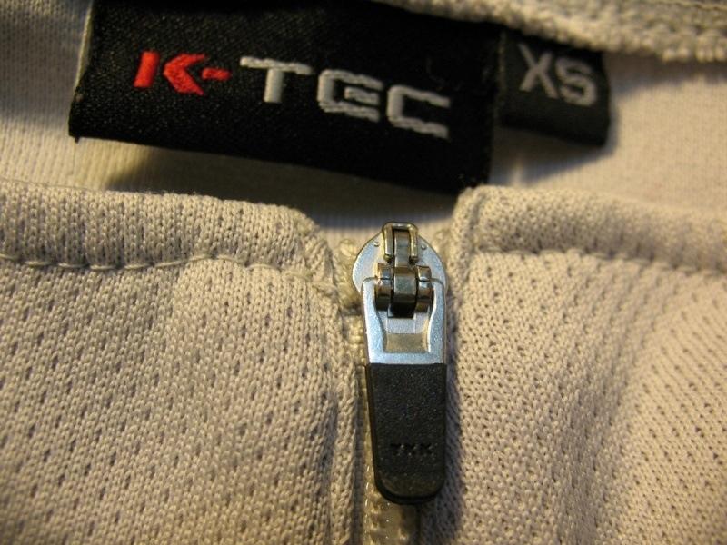 Футболка K- TEC (размер XS) - 2