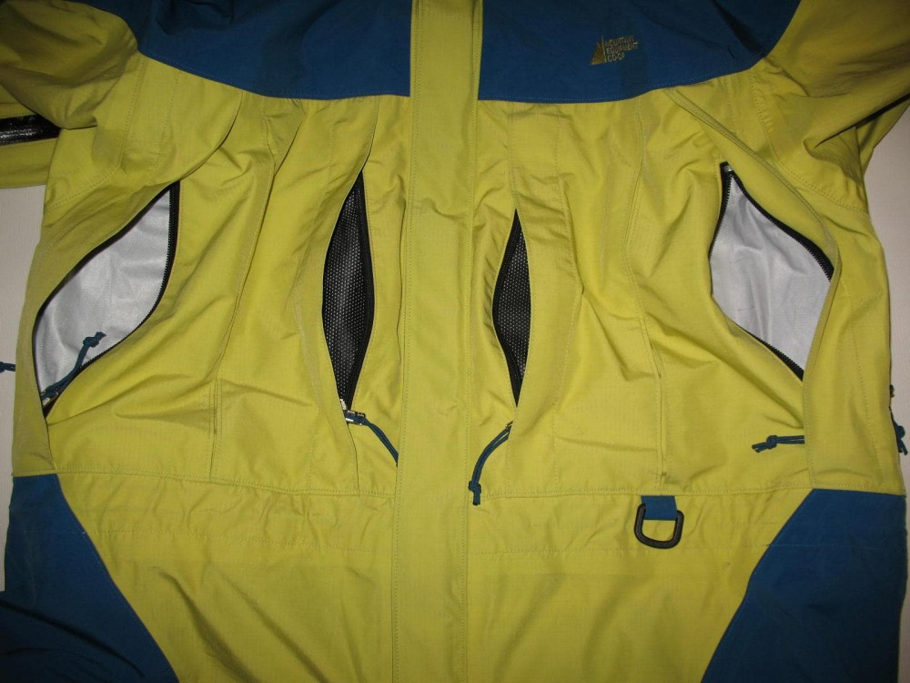 Куртка MOUNTAIN EQUIPMENT gtx outdoor jacket (размер XL/XXL) - 8