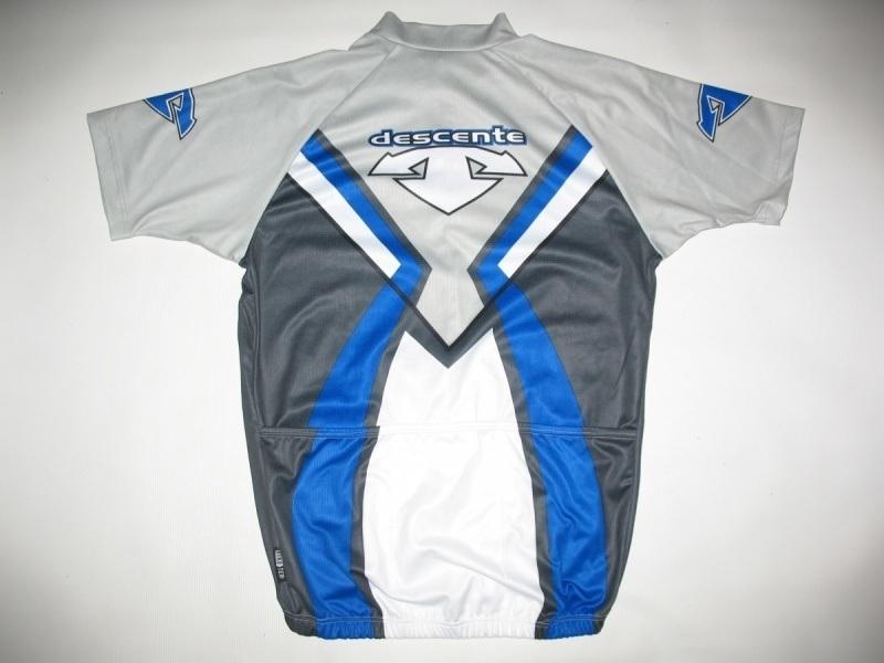 Футболка DESCENTE biketex  (размер XL) - 1