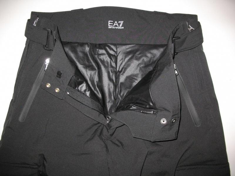 Штаны EA7 emporio armani ski pants lady  (размер XL/L) - 2
