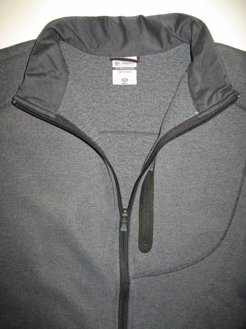 Куртка COLUMBIA titanium fleece jacket (размер XXL) - 3