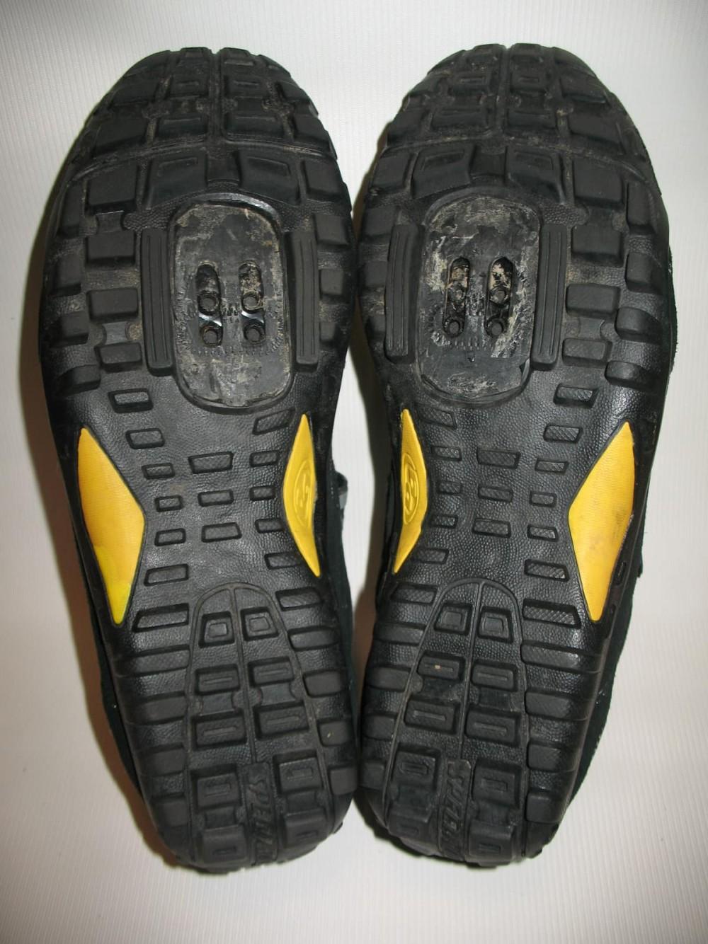 Велотуфли SPECIALIZED taho mtb shoes (размер US9/UK8/EU42(на стопу 265 mm)) - 5
