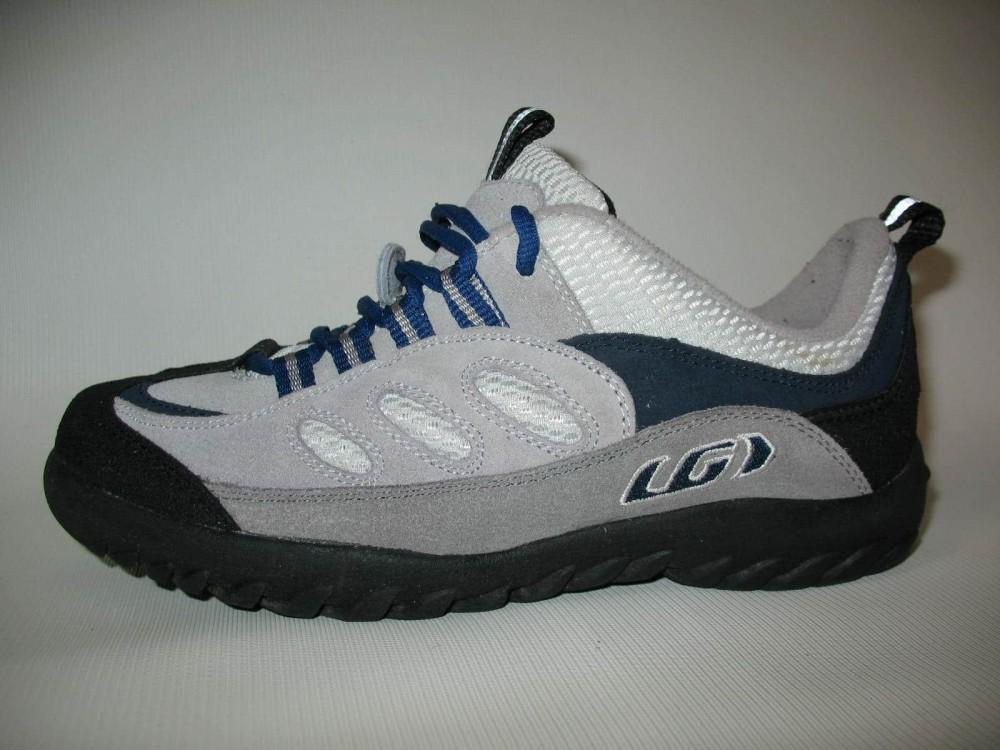 Велотуфли LOUIS GARNEAU mtb shoes (размер UK6/US7/EU39(на стопу до 245 mm)) - 2