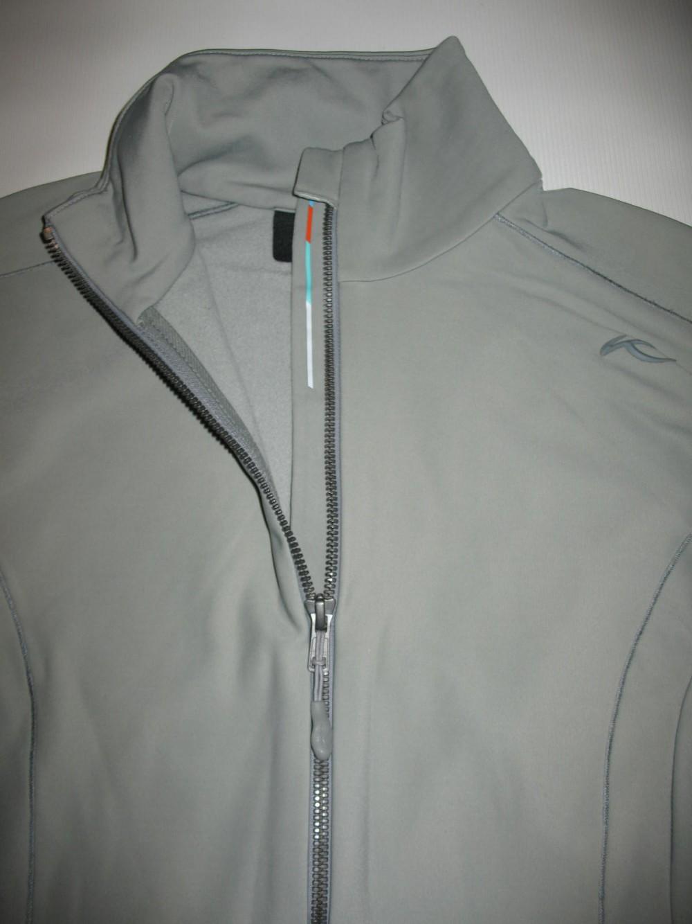 Кофта KJUS fleece jersey lady (размер 38/M) - 3