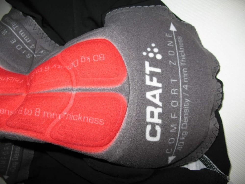 Велошорты CRAFT grand tour bib shorts (размер S) - 6