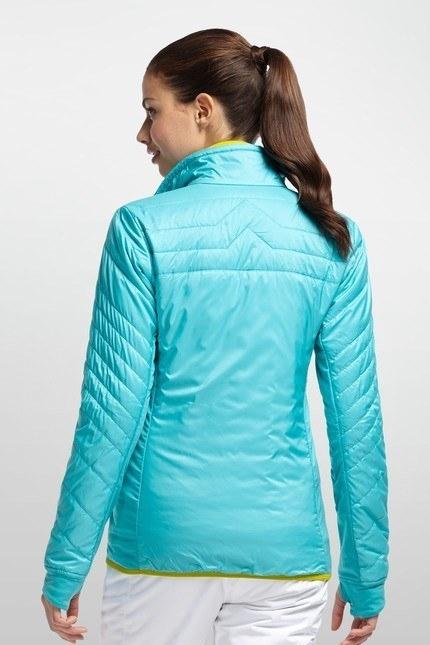 Куртка ICEBREAKER    Helix jacket lady  (размер M) - 1