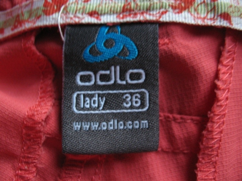 Шорты ODLO 3/4 shorts lady (размер 36-S) - 8