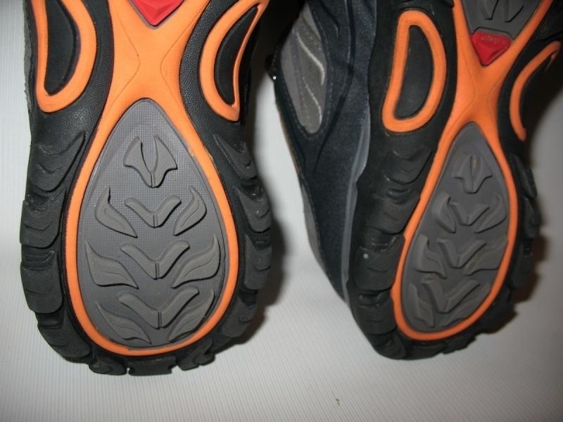 Кроссовки SALOMON ellipse lady  (размер US 8/UK6, 5/EU40(250mm)) - 10