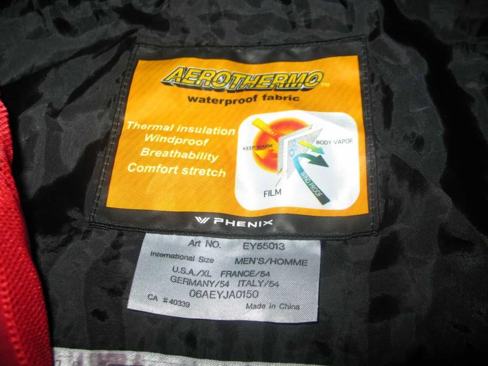 Куртка PHENIX f.i.s. softshell jacket (размер XL) - 10