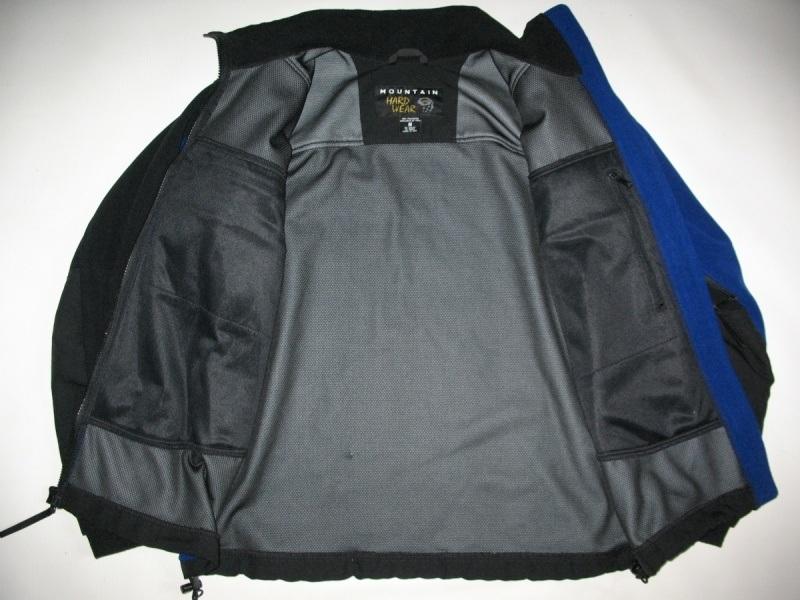 Куртка MOUNTAIN HARDWEAR Windstopper Tech Jacket  (размер M/L) - 5