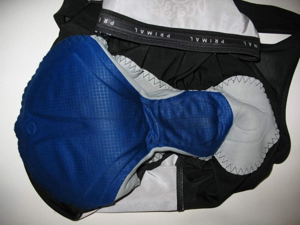 Велошорты PRIMAL transalp bib shorts (размер L) - 3