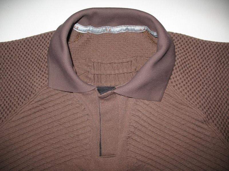 Футболка X-BIONIC outdoor polo shirt 2. 0 (размер L) - 2