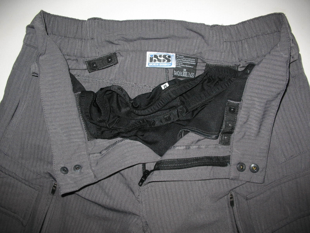 Велошорты IXS bike shorts (размер М) - 9