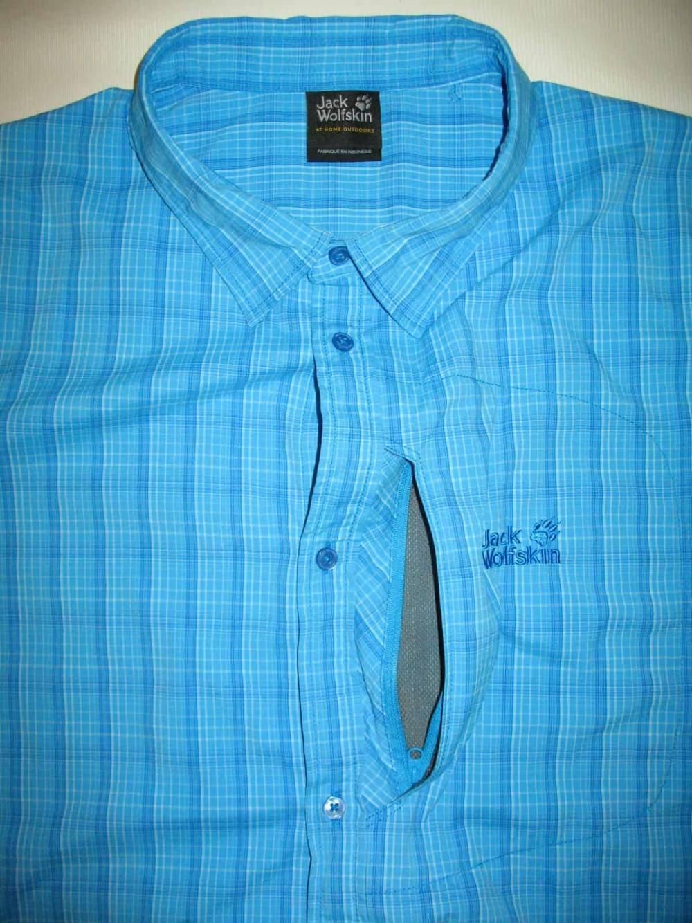 Рубашка JACK WOLFSKIN rays stretch vent shirt (размер XXXL/XXL) - 5